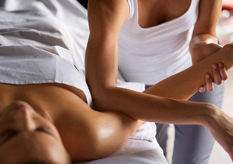 Deep Tissue Massage London at Flower Thai Massage