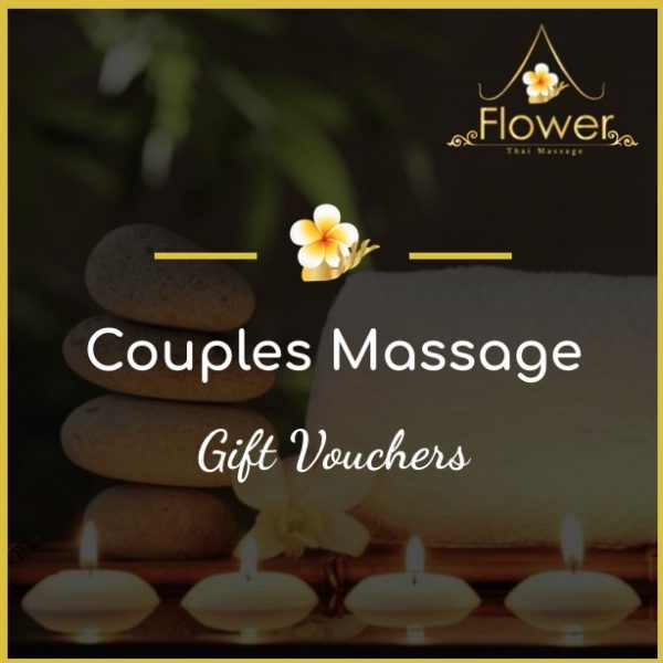 Couples Massage Vouchers