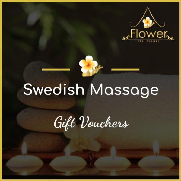 Swedish Massage Vouchers