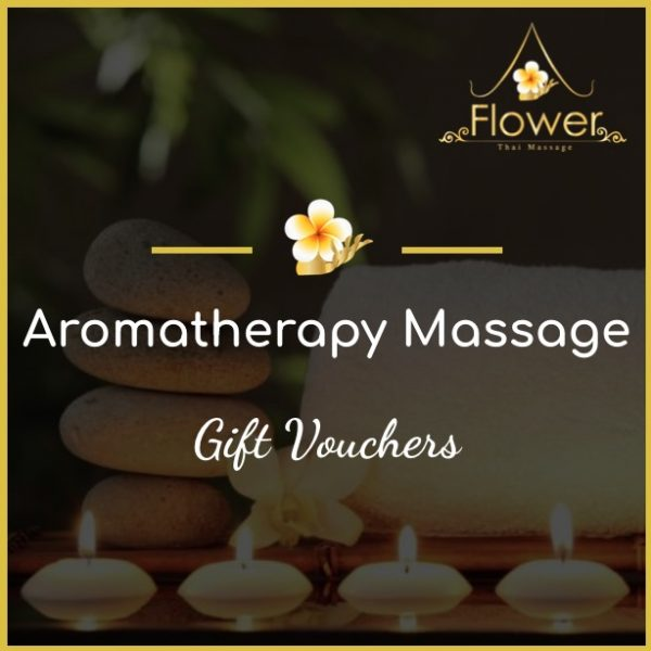 Aromatherapy Massage Vouchers