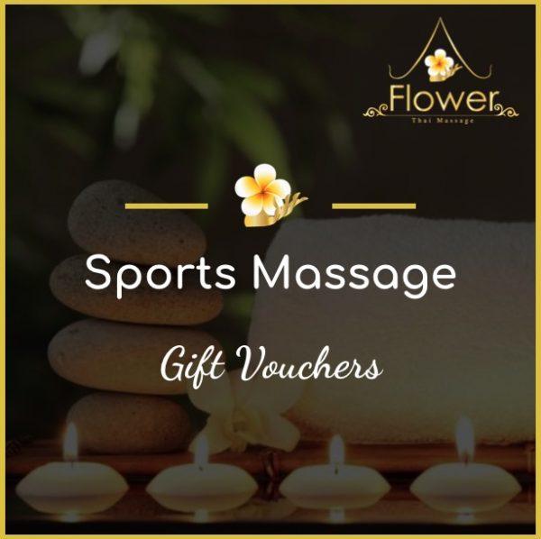 Sports Massage Vouchers